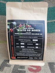 Kawa mielona Dolla -  Wiatr od Morza INDIA MONSOONED MALABAR